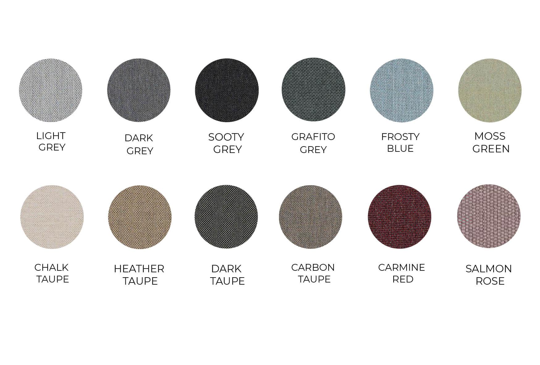 Design Gartenmöbel Set in 12 Farben online bestellbar