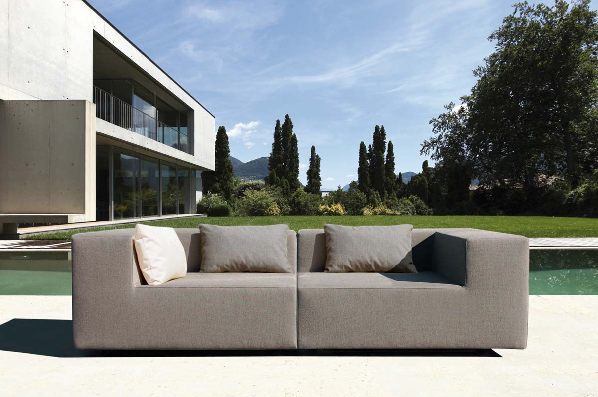 LOOP Design Gartenlounge Set