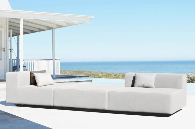 Exklusive Designer Lounge Gartenmöbel