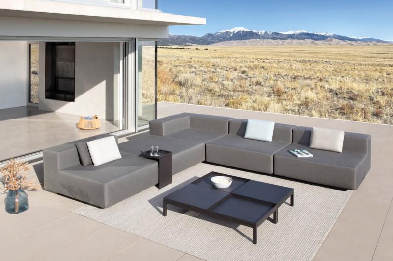 Balkon Lounge Polstermöbel vom Designer